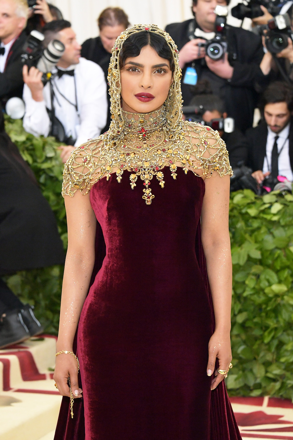 It's Official: We're Crowning Priyanka Chopra with Beauty Icon Status