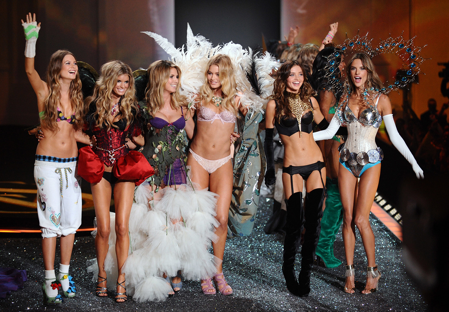 Victoria's Secret Fashion Show moments 1