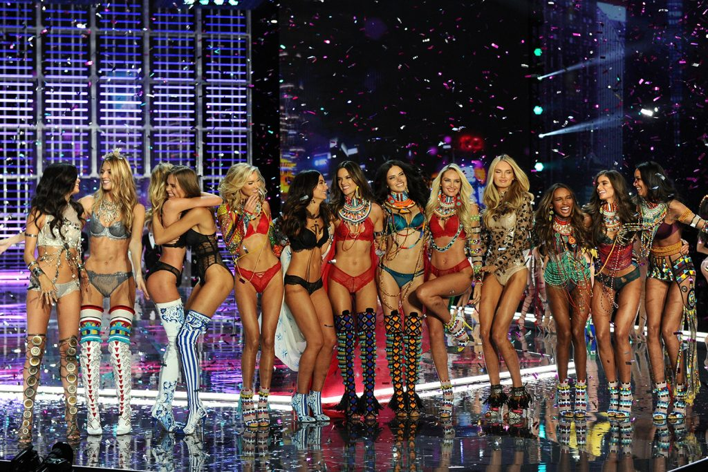 How Many of These 13 Victoria's Secret Show Moments Do You Remember?