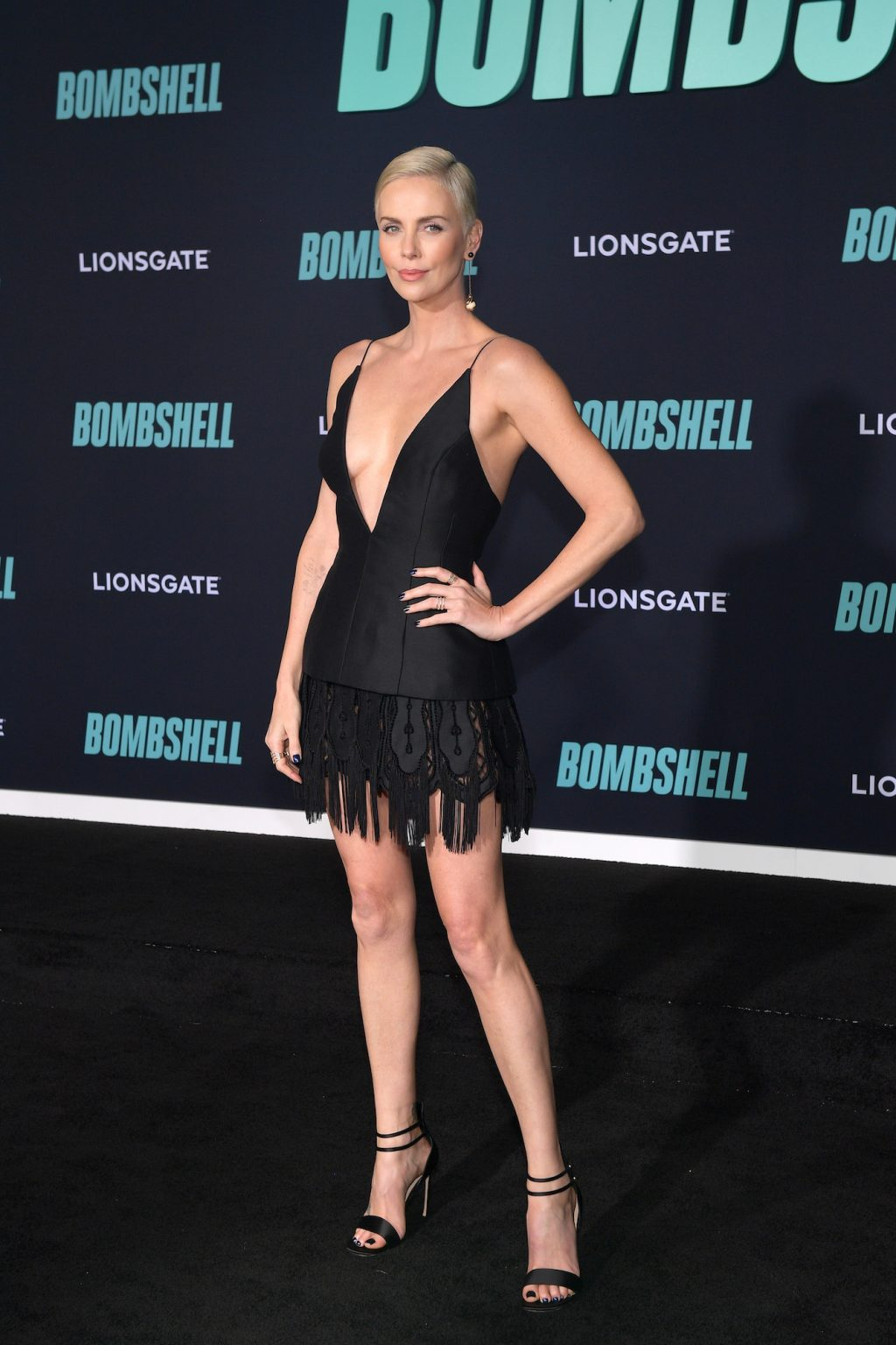 Charlize Theron Puts the