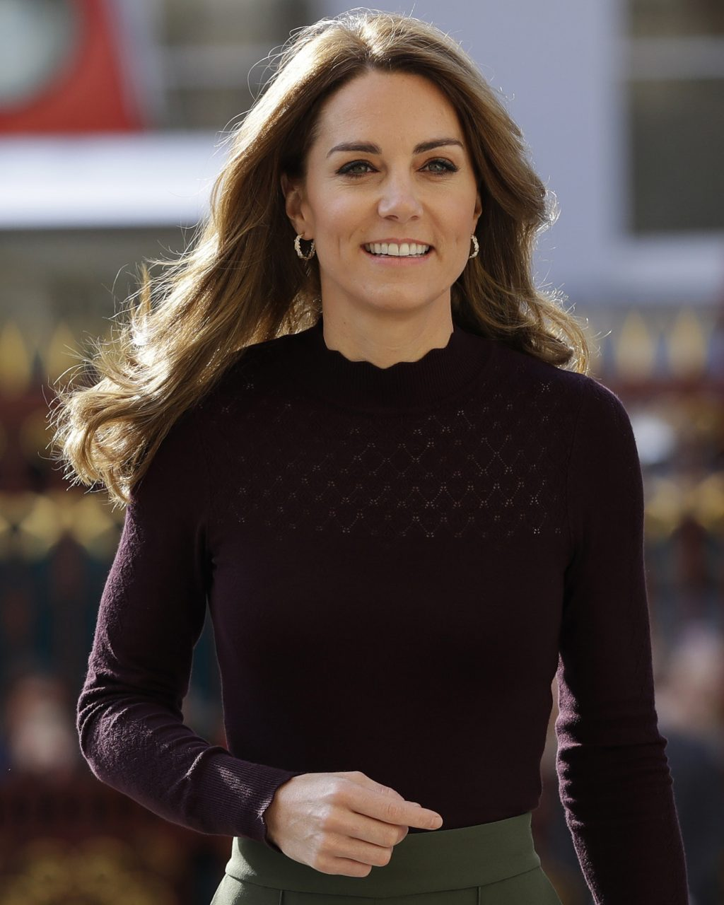 As One Duchess Resigns, We Discuss Another's Hair