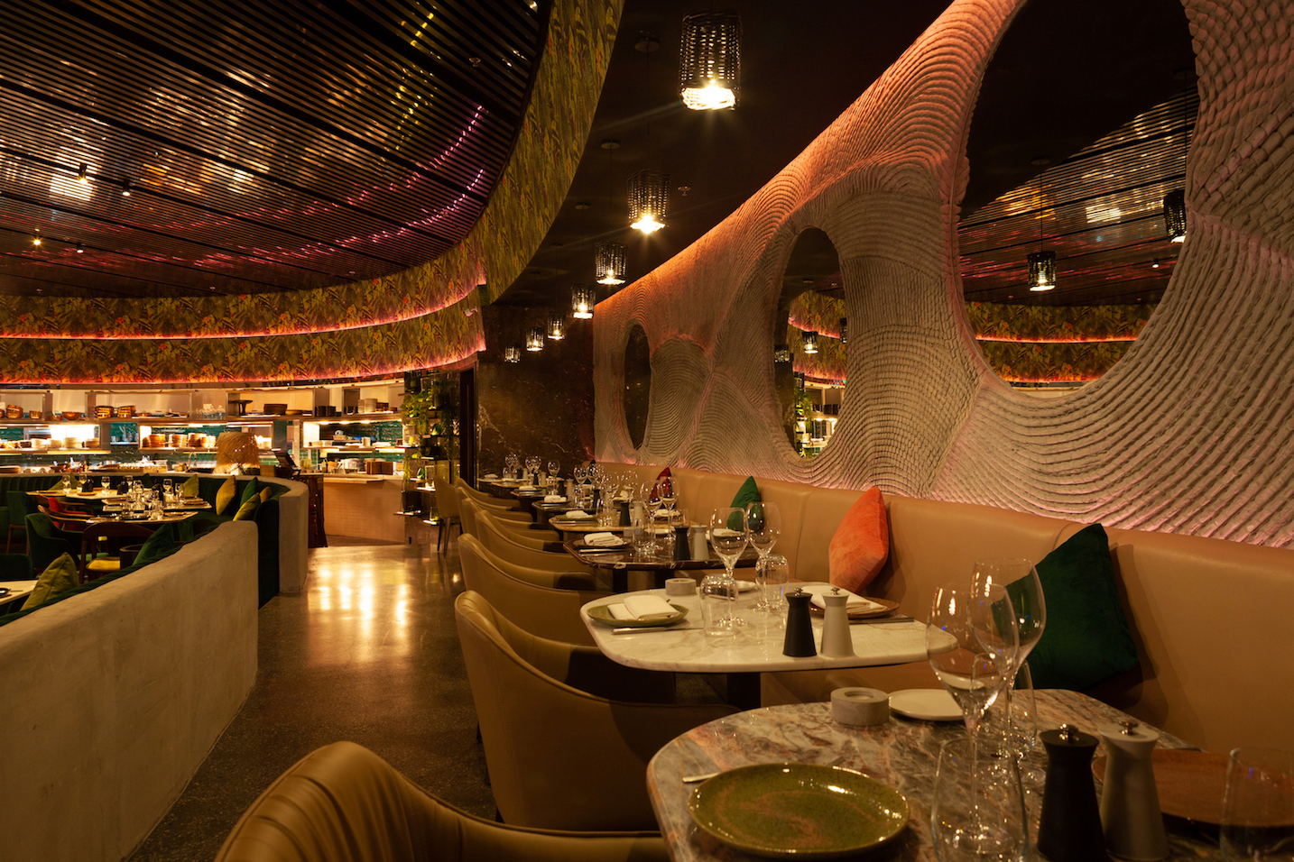 best new restaurants dubai verde
