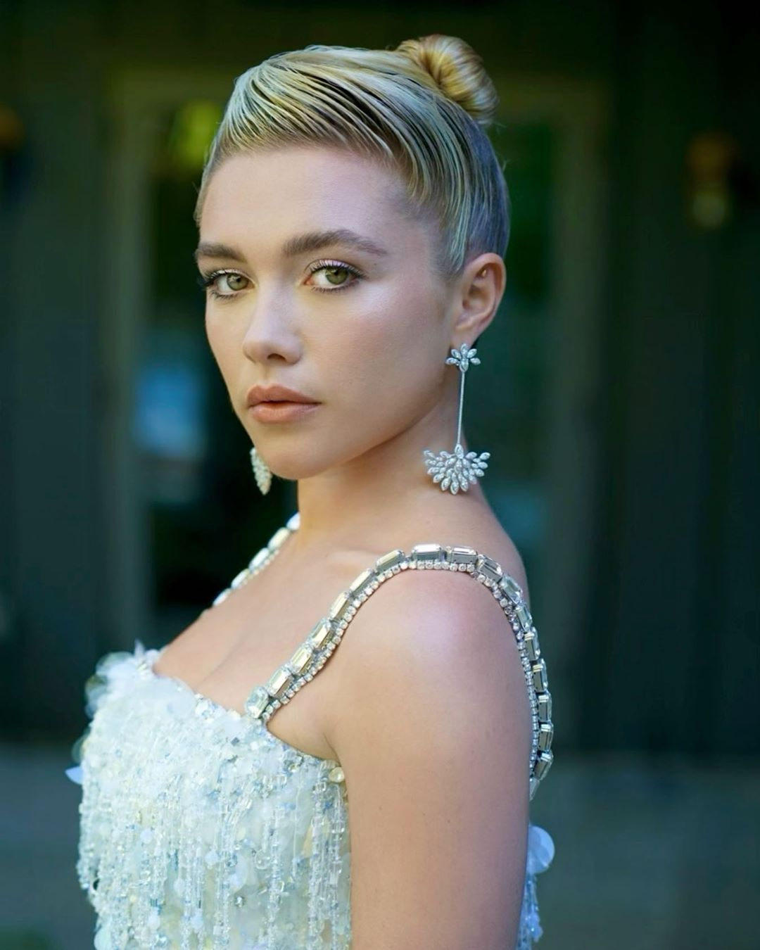 critics choice 2020 beauty Florence Pugh
