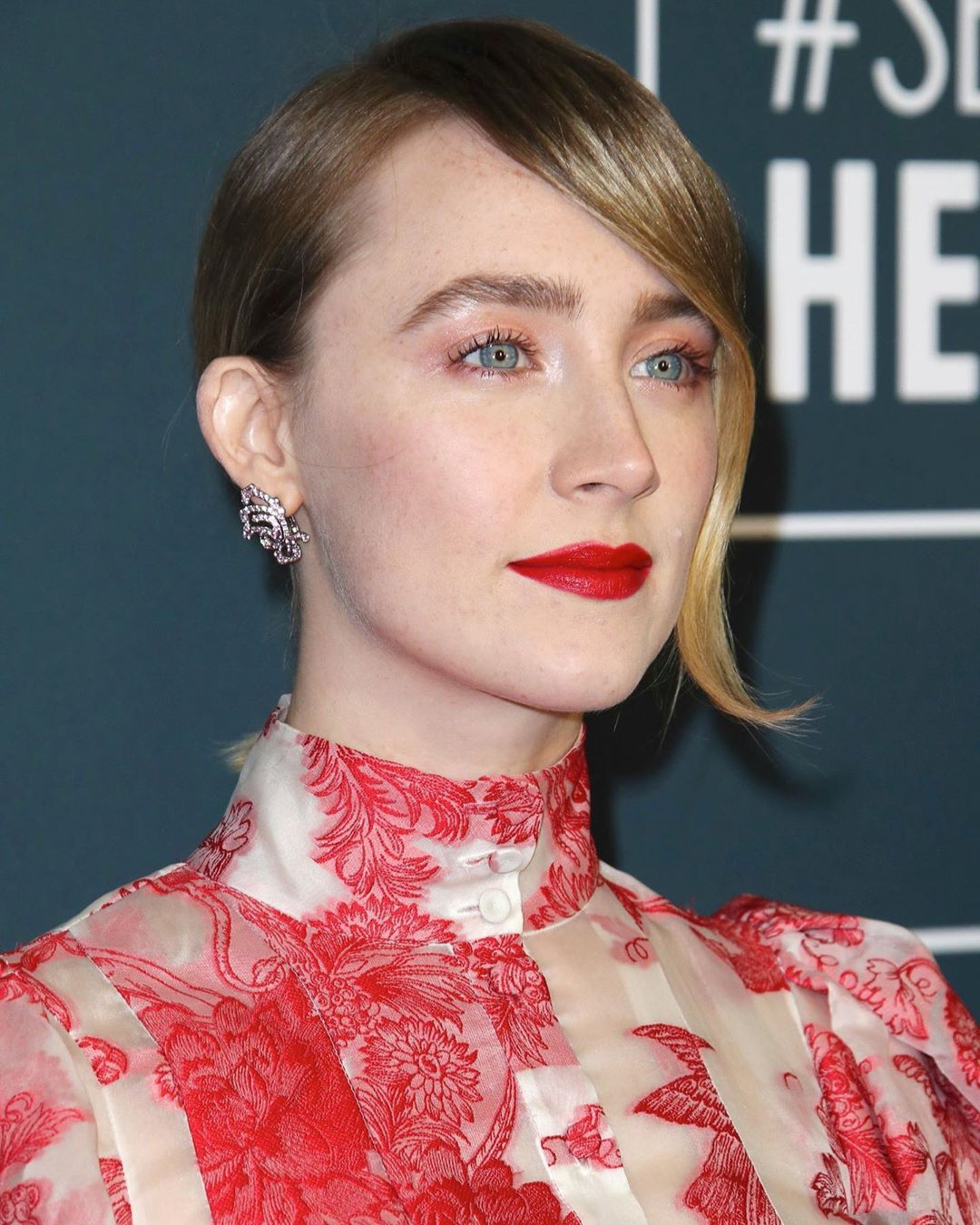critics choice 2020 beauty Saoirse Ronan