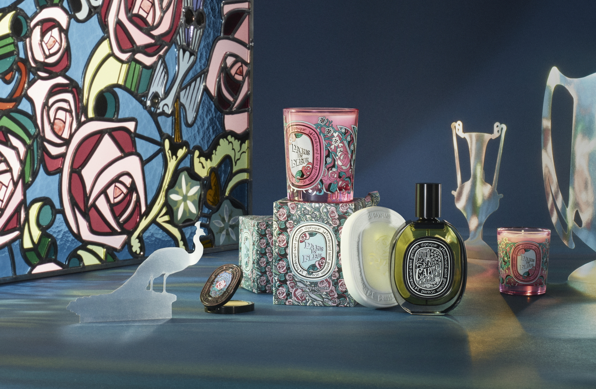 diptyque eau capitale perfume collection