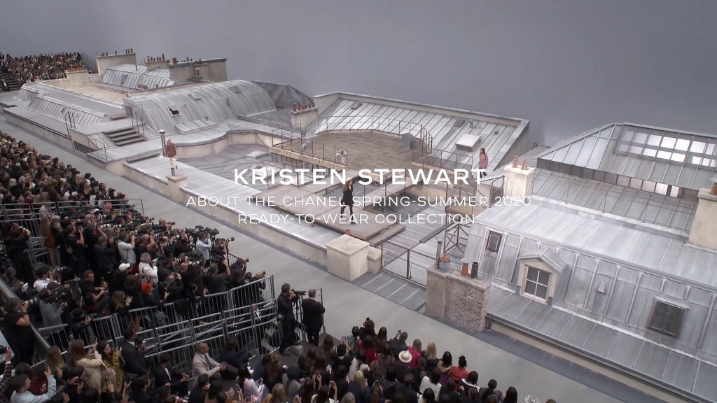 She Made Us Look at Chanel SS20 in a Whole New Way