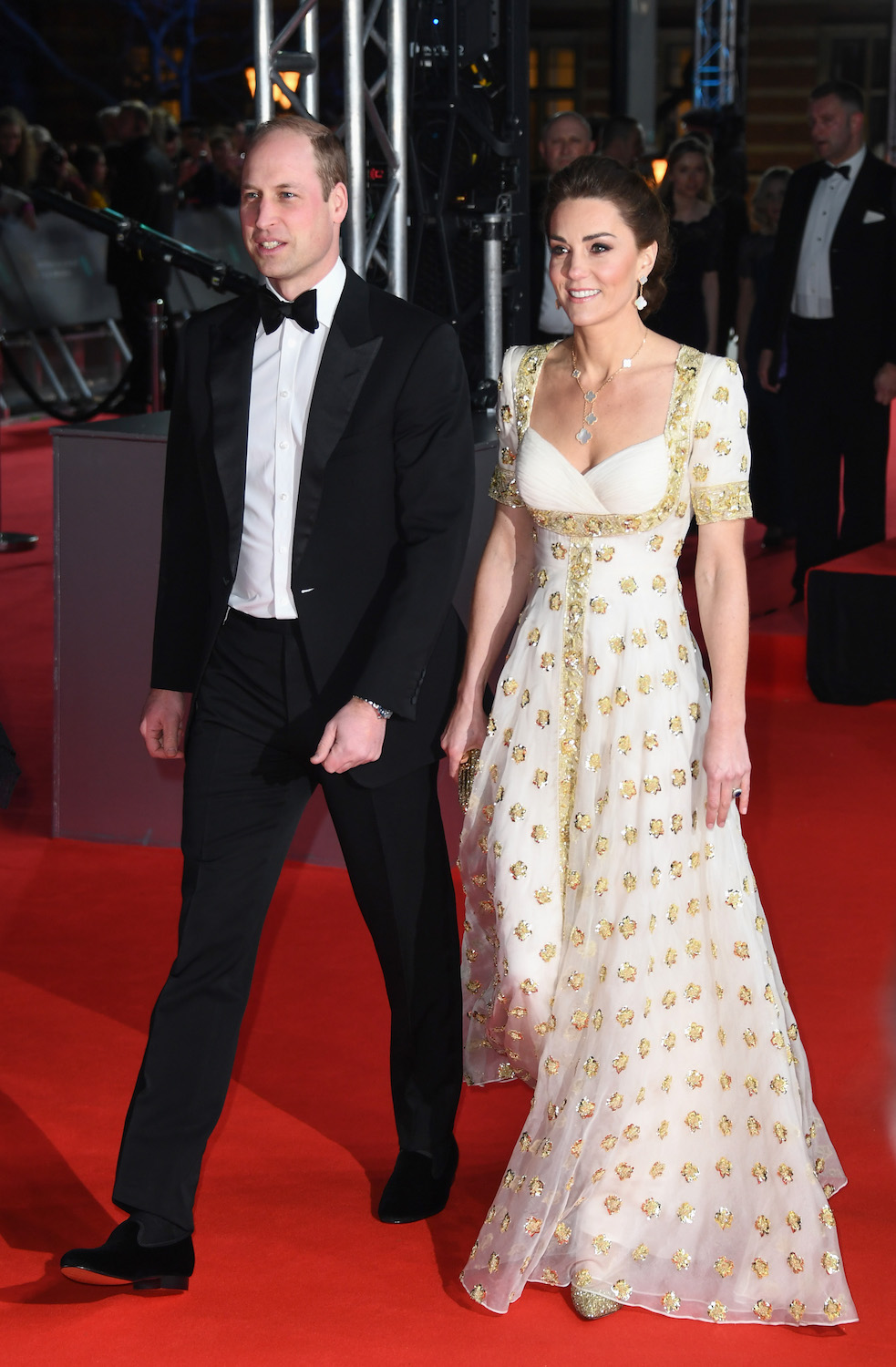 Can You Spot the Repeats on the BAFTAs Red Carpet?