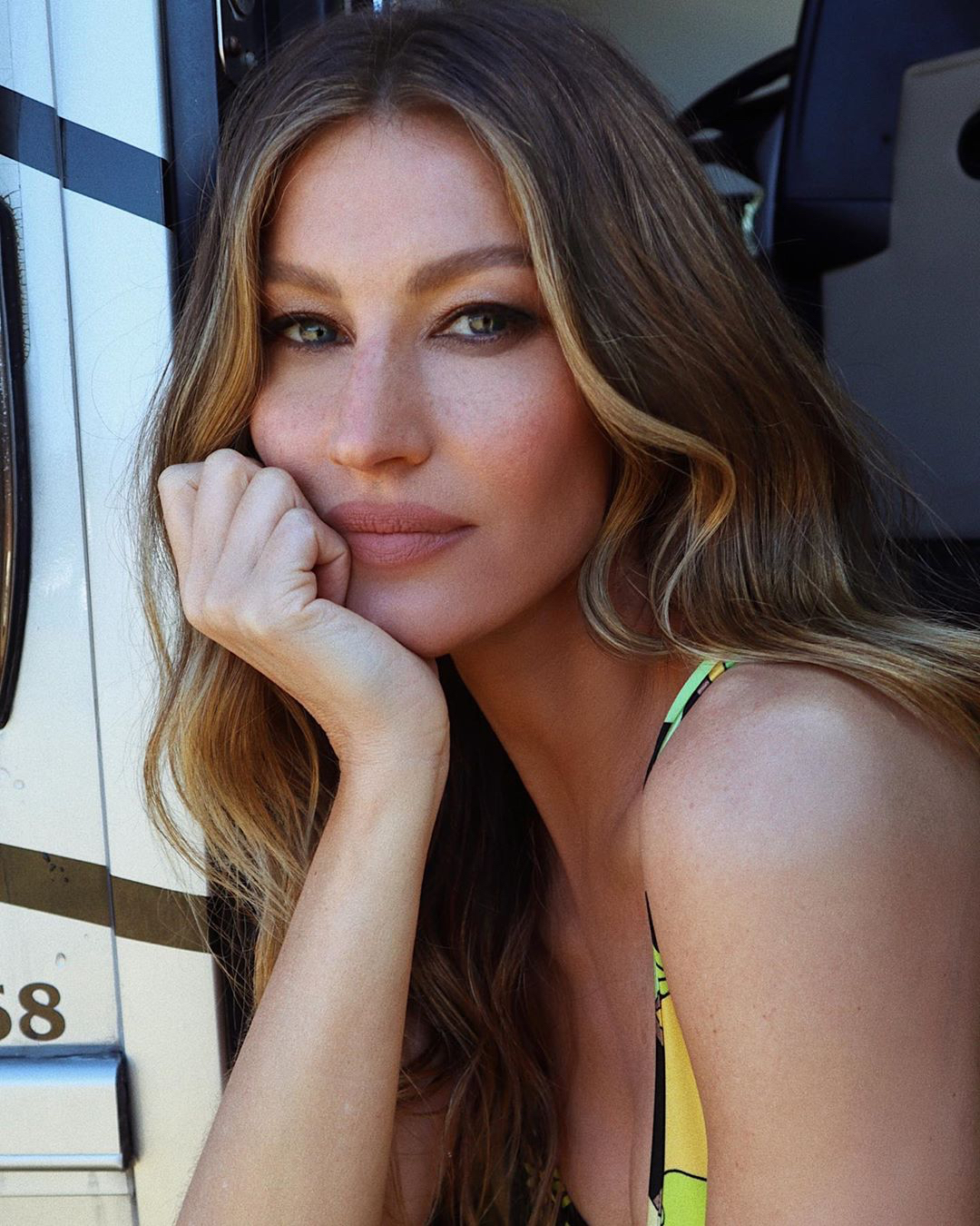 Gisele Bundchen natural
