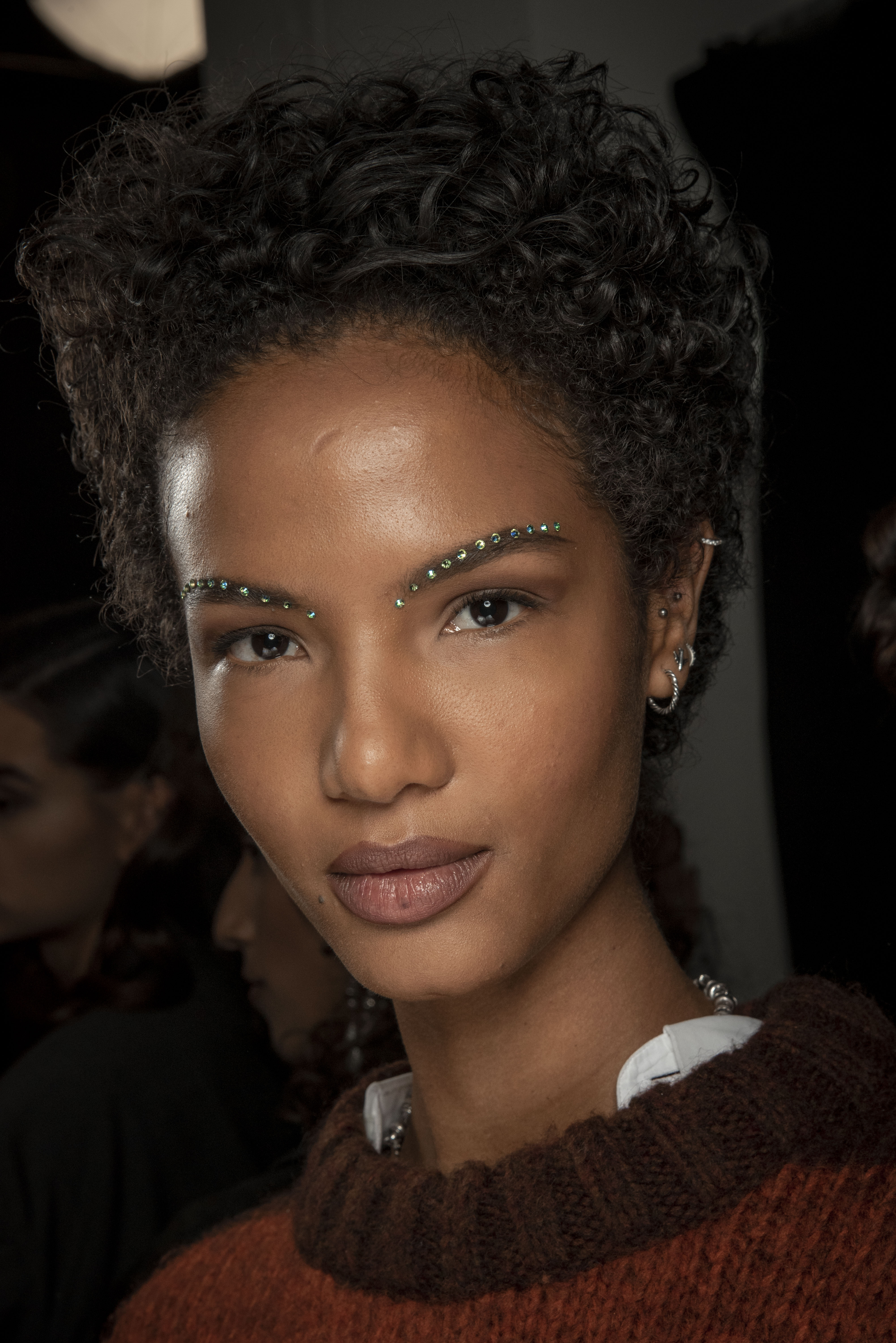 NYFW FW20 beauty Christopher John Rogers