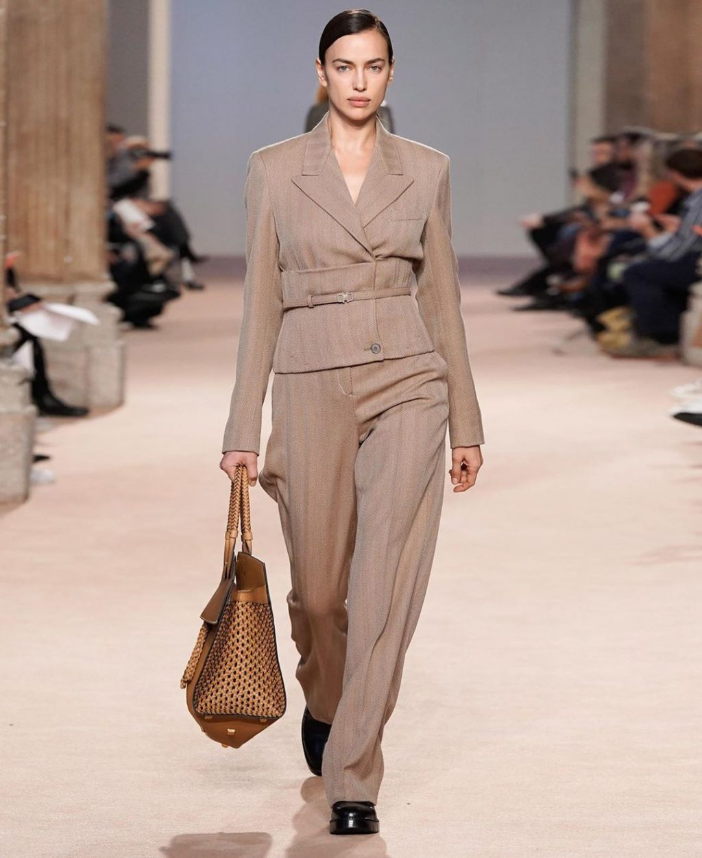 Salvatore Ferragamo Emerges as the Thinking Woman's Label