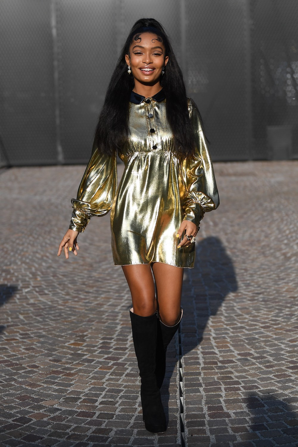 Best Dressed: Volume and Metallics Made These Stars Shine