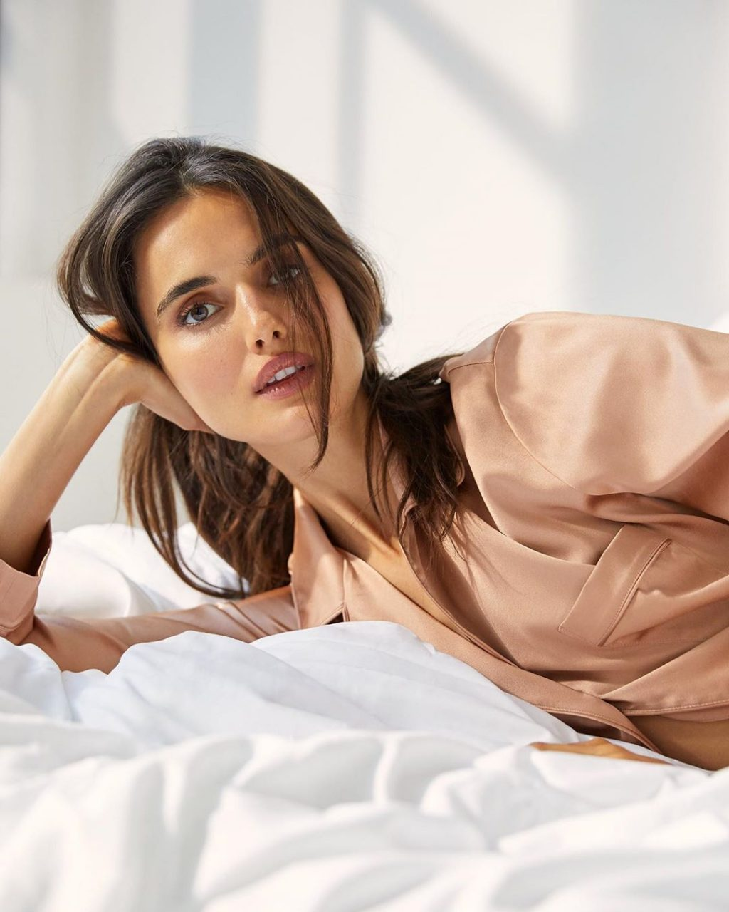 Morning Routine: How Model Blanca Padilla Starts Her Day