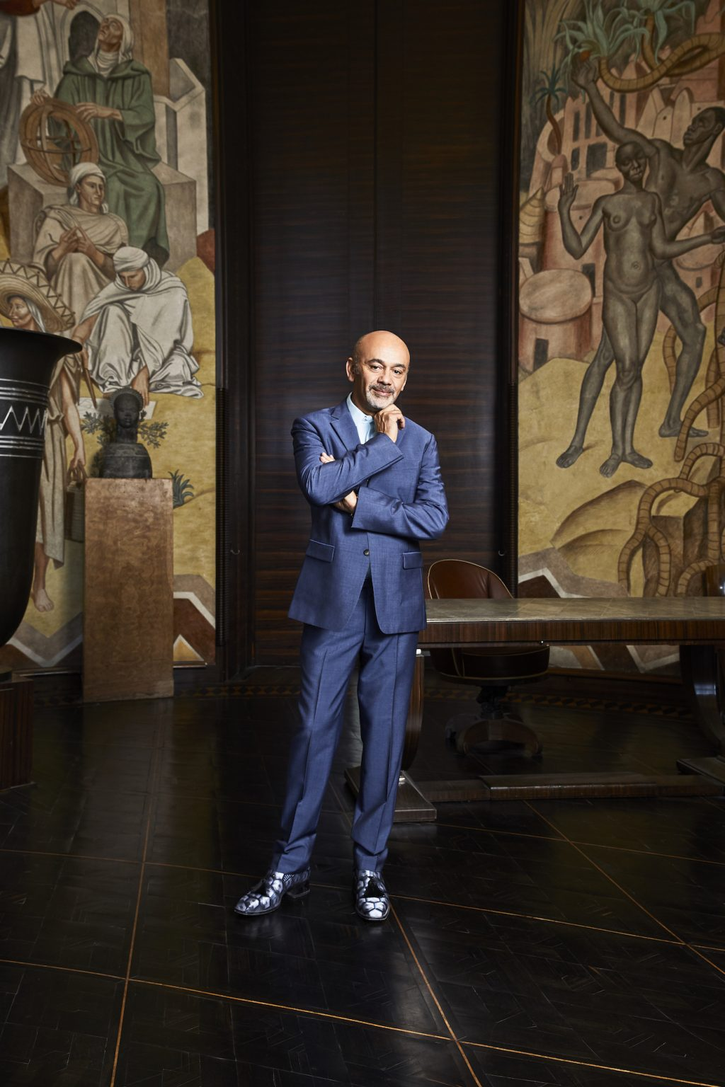 Where to Experience the Legacy of Christian Louboutin Like Never Before