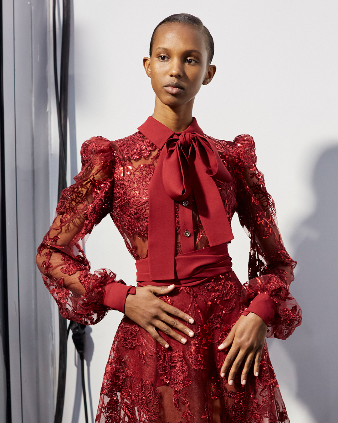 Elie Saab Looks to Spain for Fall/Winter 2020