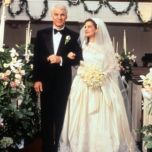 Father of the Bride wedding movie