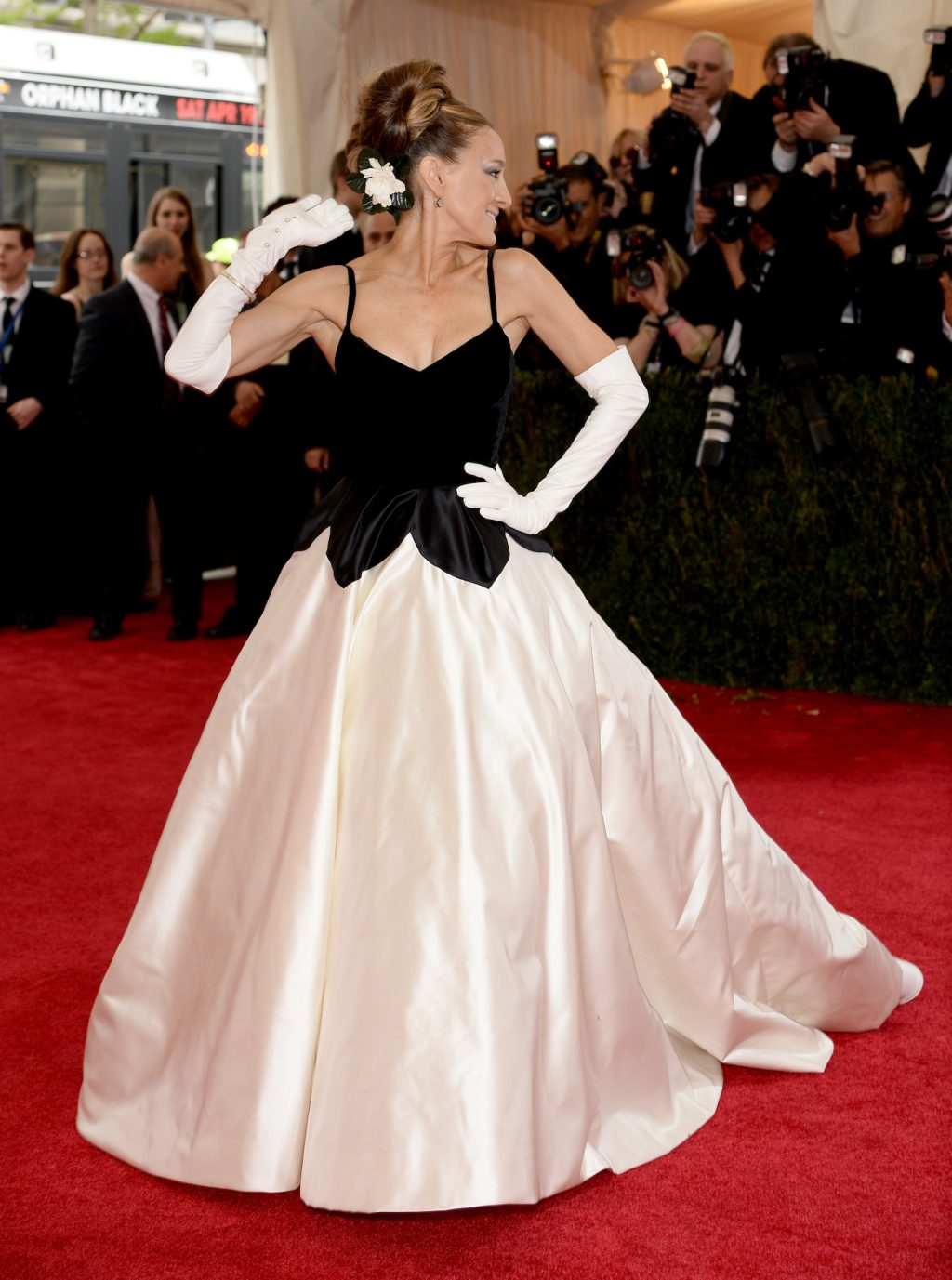 SJP Style: A Look Back at the Birthday Girl's Best Red Carpet Looks