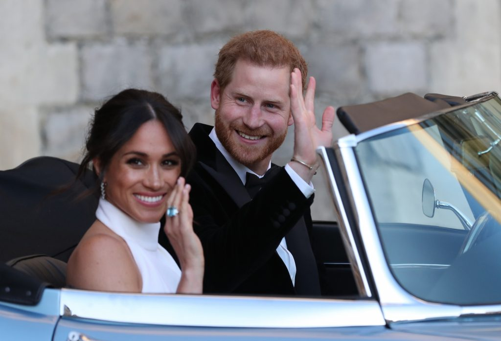 Prince Harry and Meghan Markle Bid a Final Farewell to Royal Life