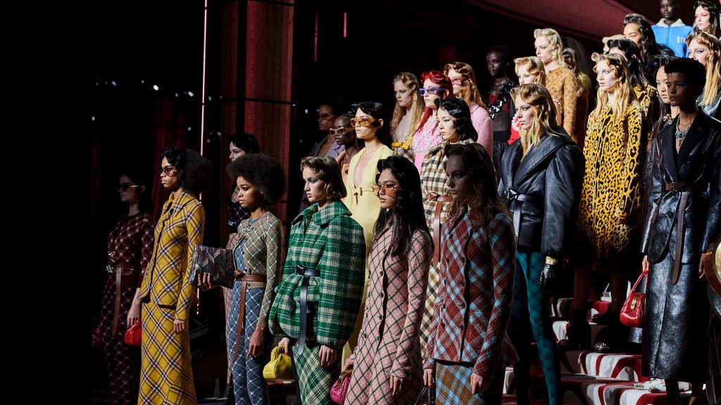 At Miu Miu, Exuberance Overshadows Worry for Fall/Winter 2020