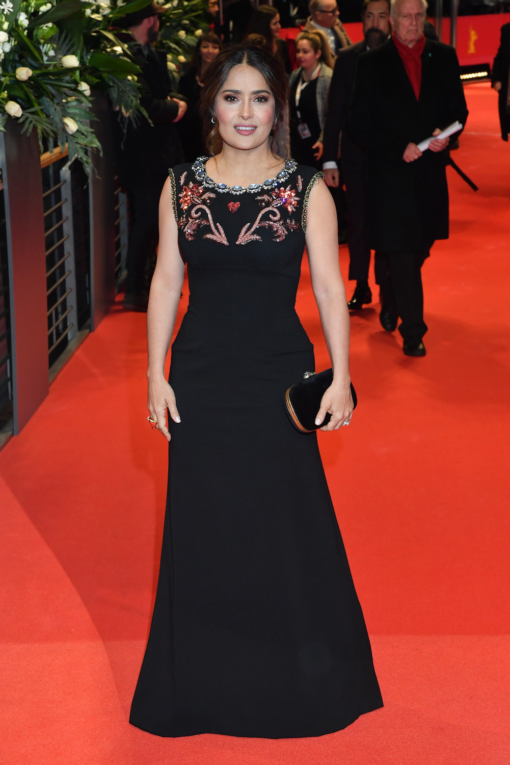 Best Dressed Celebrities Salma Hayek Pinault