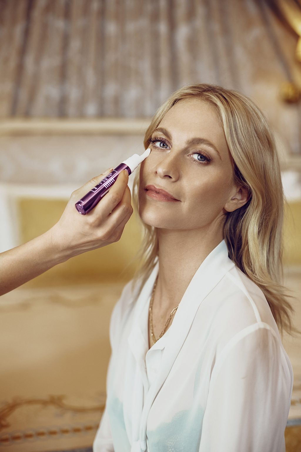 So This Is the Secret Behind Poppy Delevingne's (Perfect) Peepers