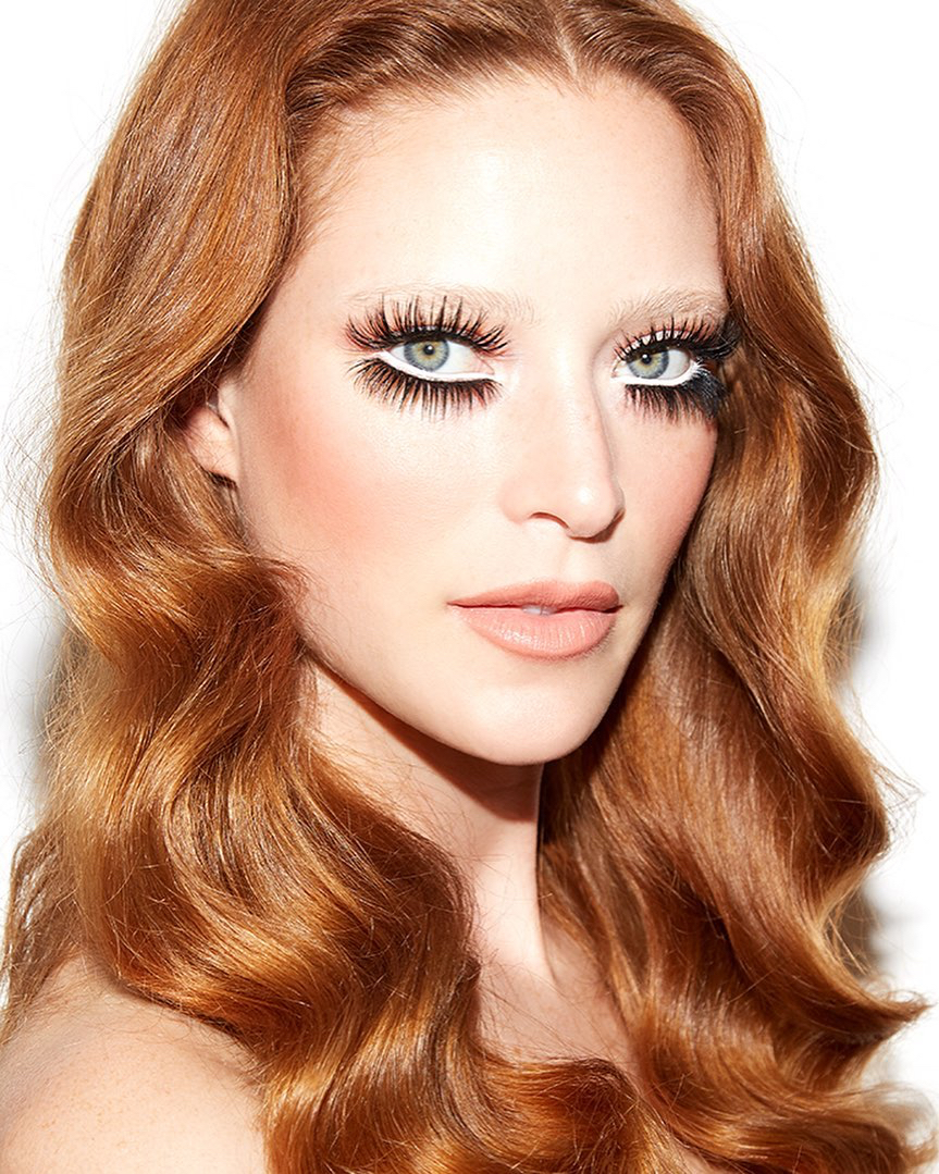 This Iconic Beauty Look from the 60s Is Back