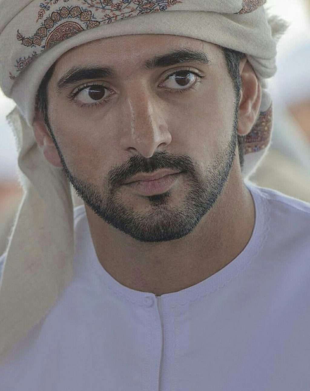 Fazza Takes to Instagram to Reinforce an Important Message