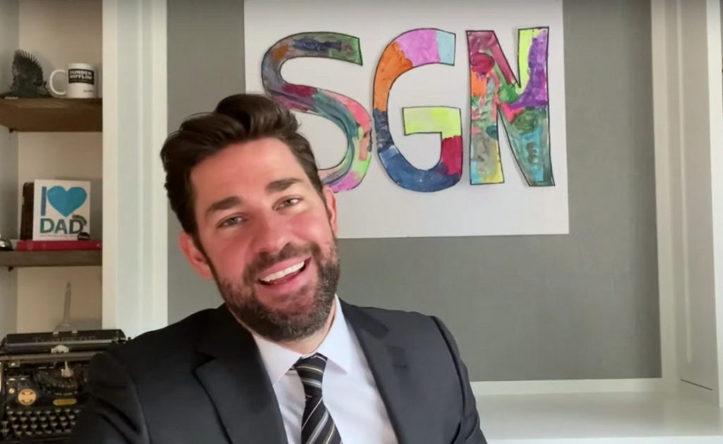 Why Is John Krasinski Suddenly Trending on YouTube?