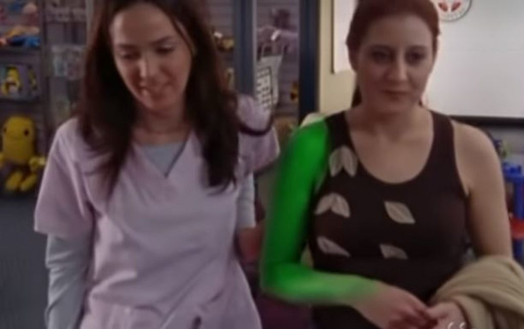 This Scene from Scrubs Has Rightfully Gone Viral – No Pun Intended