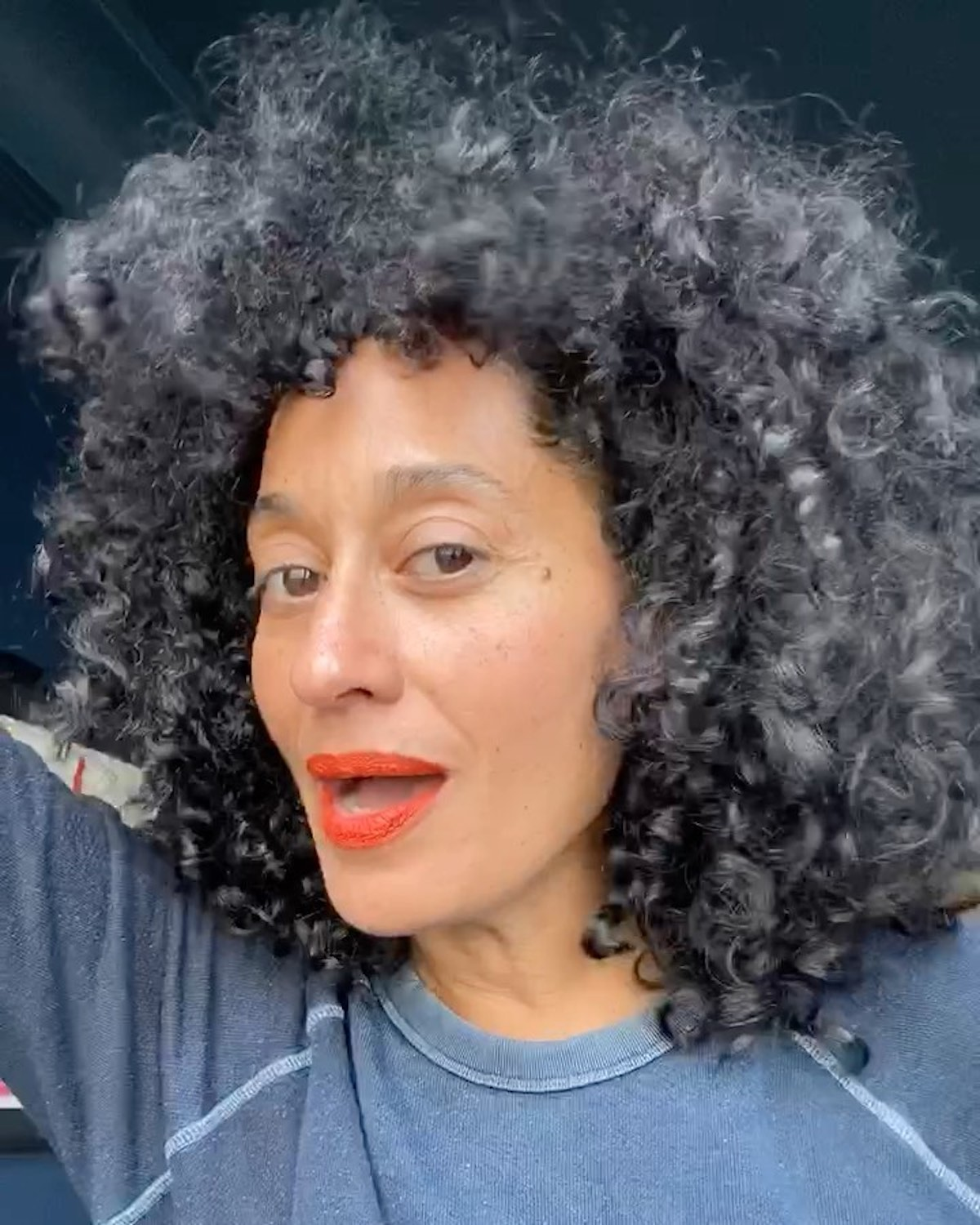 Celebrity Beauty April 2020 Natural Hair