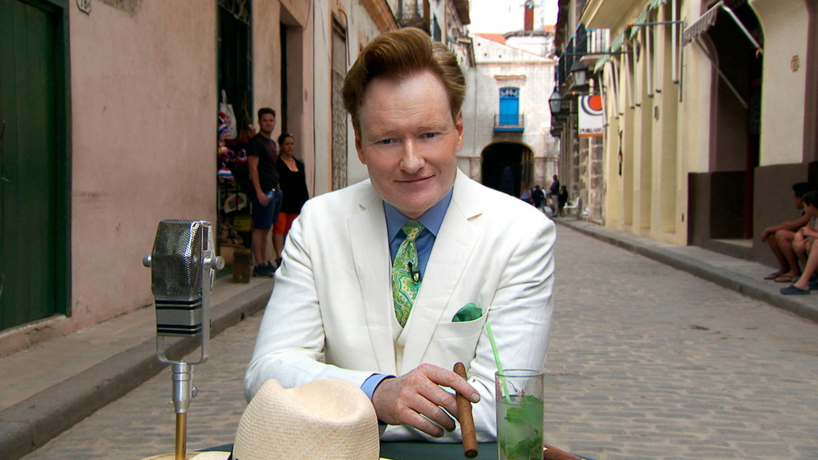 Travel Shows Conan Without Border