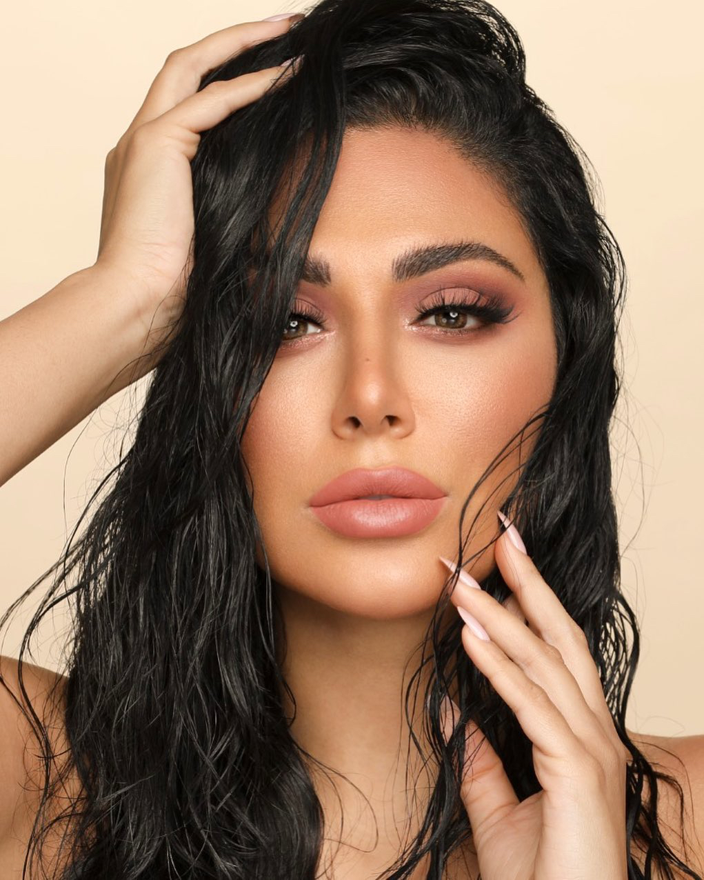Hair Goals: 3 DIY Scalp Scrubs That Huda Kattan Swears By