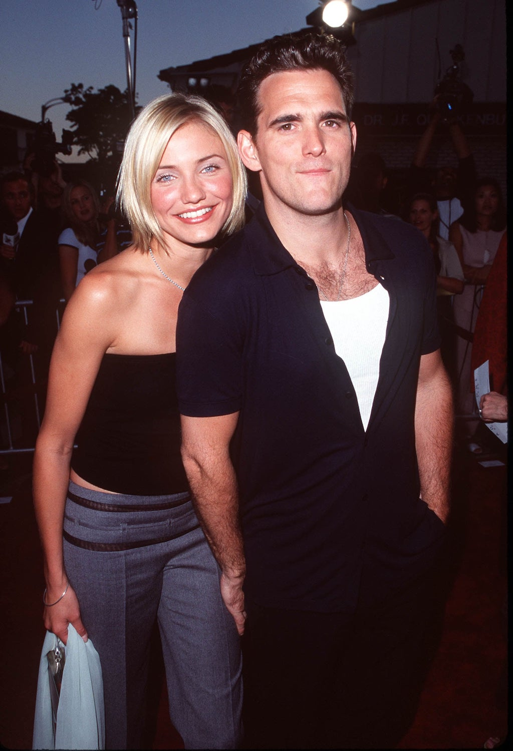 90s Power Couples Style Icons