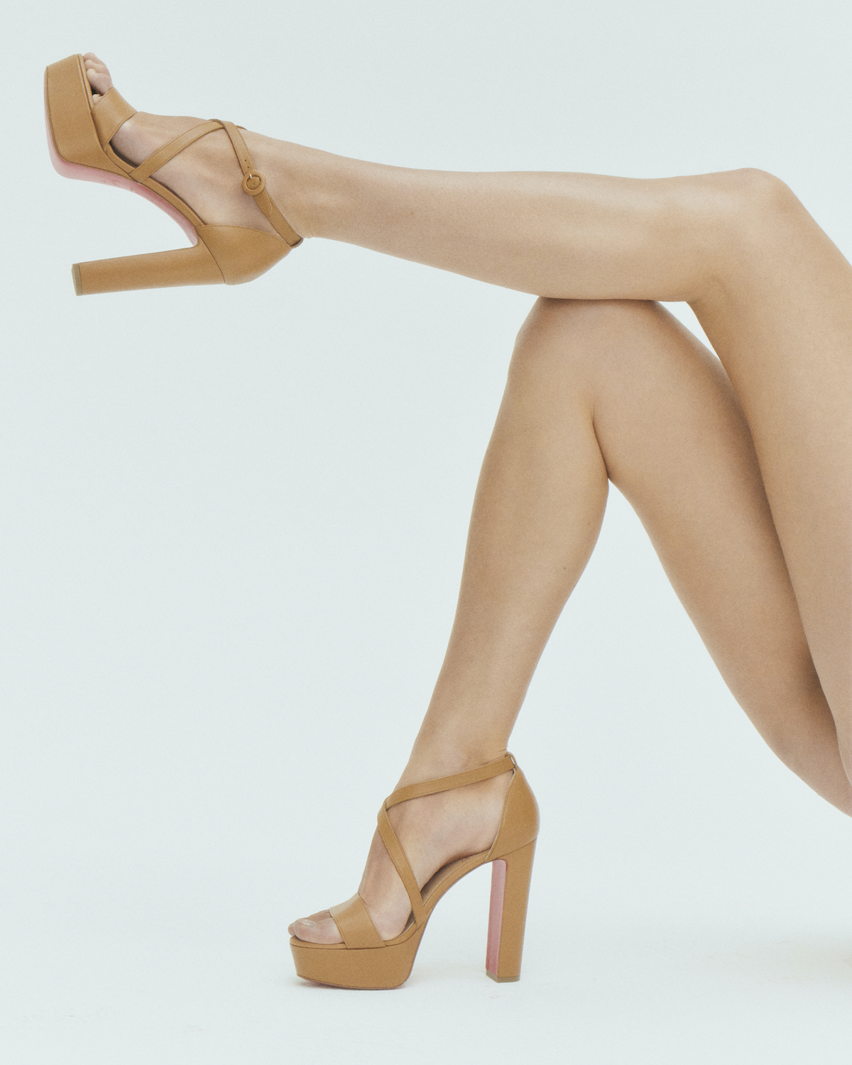MyTheresa x Christian Louboutin 'Nudes' collection