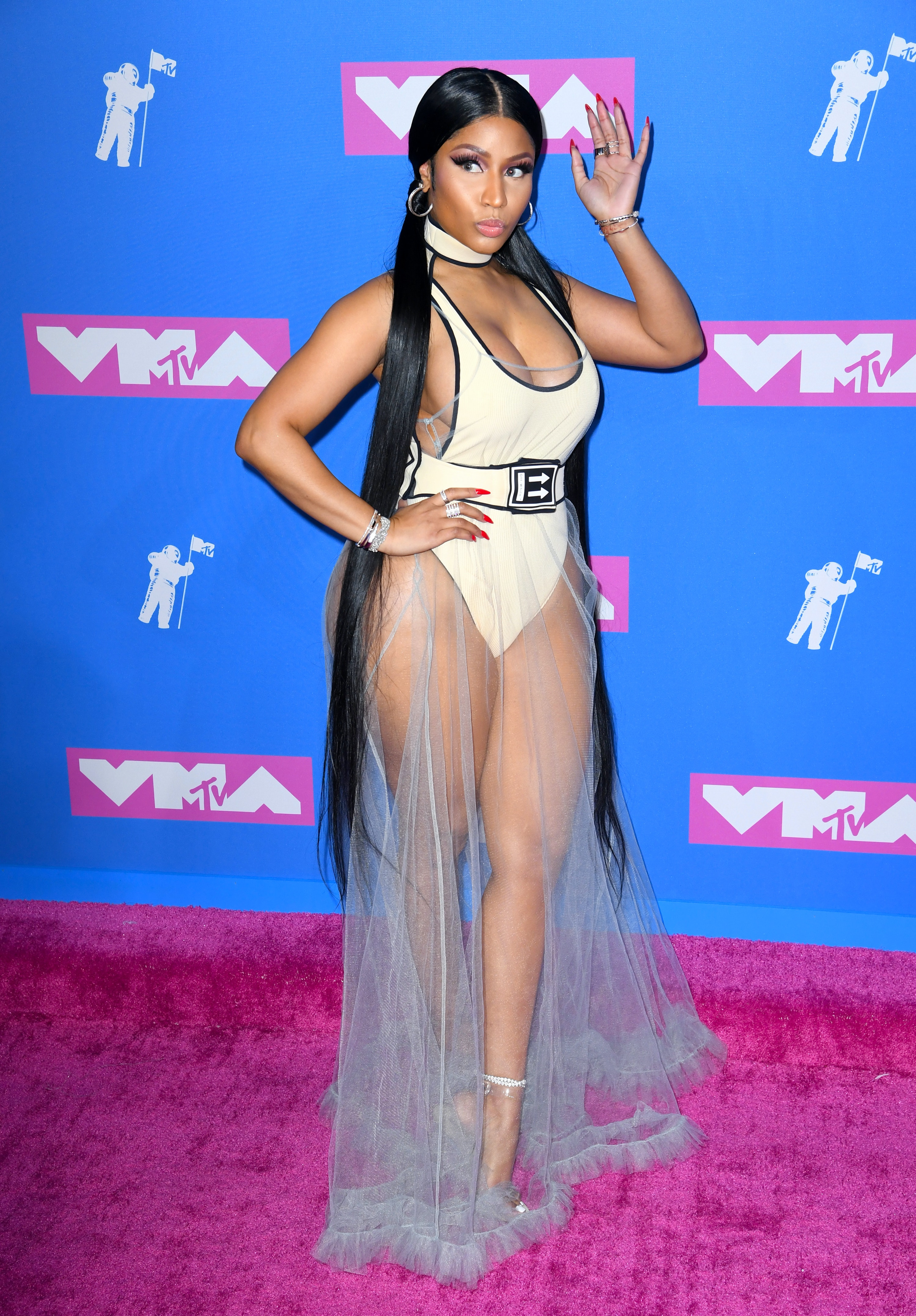 Nicki Minaj MTV Video Awards