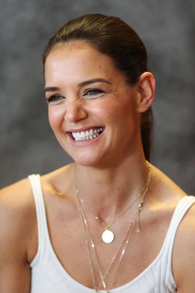 As It Turns Out, Katie Holmes's Skincare Secret Isn't a Secret at All