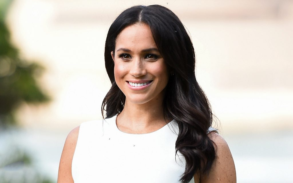Extra Extra: Meghan Markle Encourages a Younger Generation to Get Involved