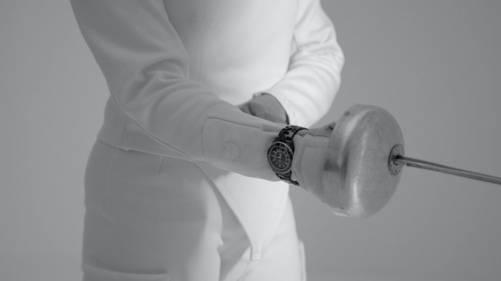 En-Garde, Pret, Allez! Every Second Counts in This Chanel 'J12' Video
