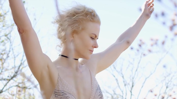 When Nicole Kidman Talks About Female Empowerment, She Means It