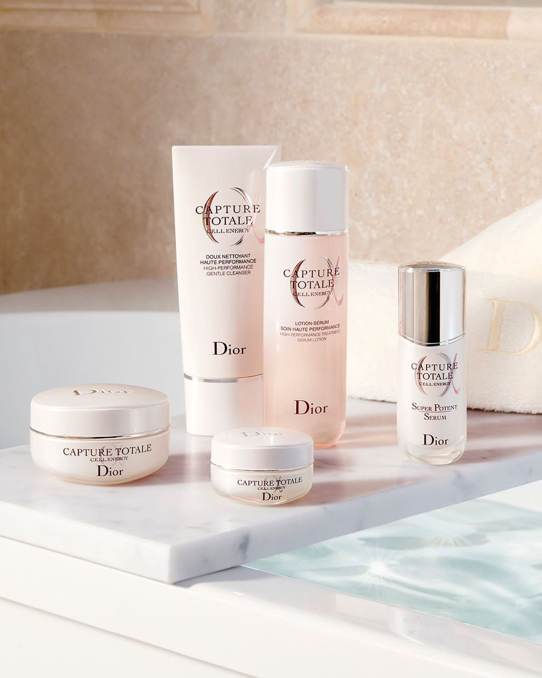 Dior capture totale cell energy skincare