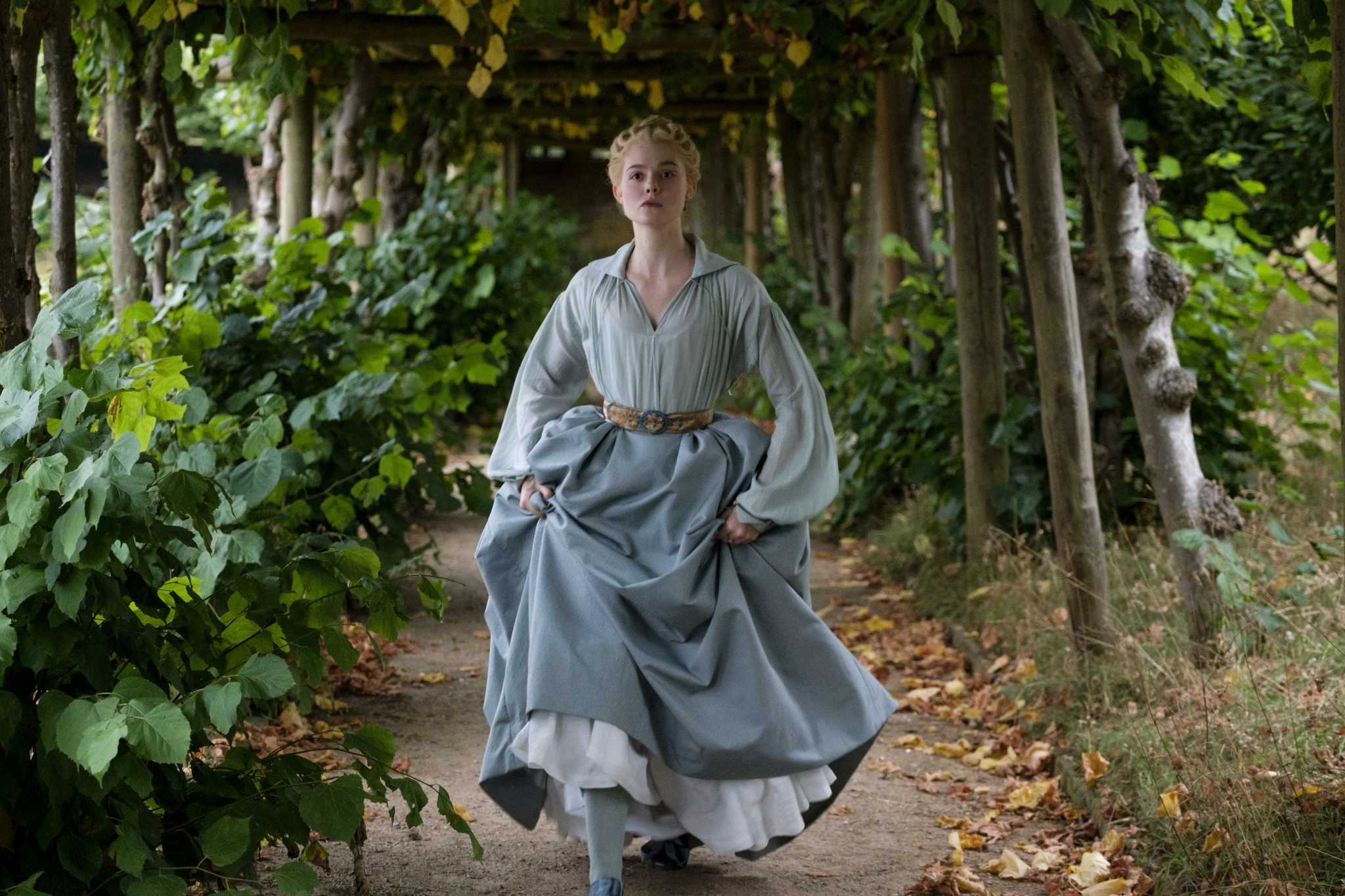 Elle Fanning in The Great