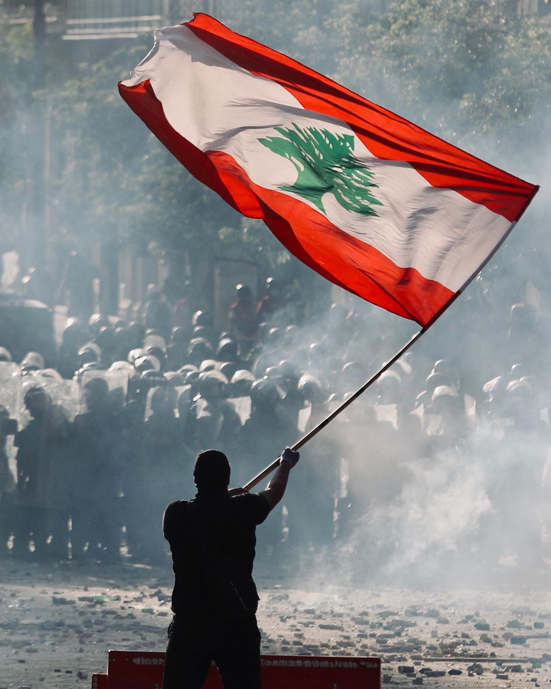 Beirut protests