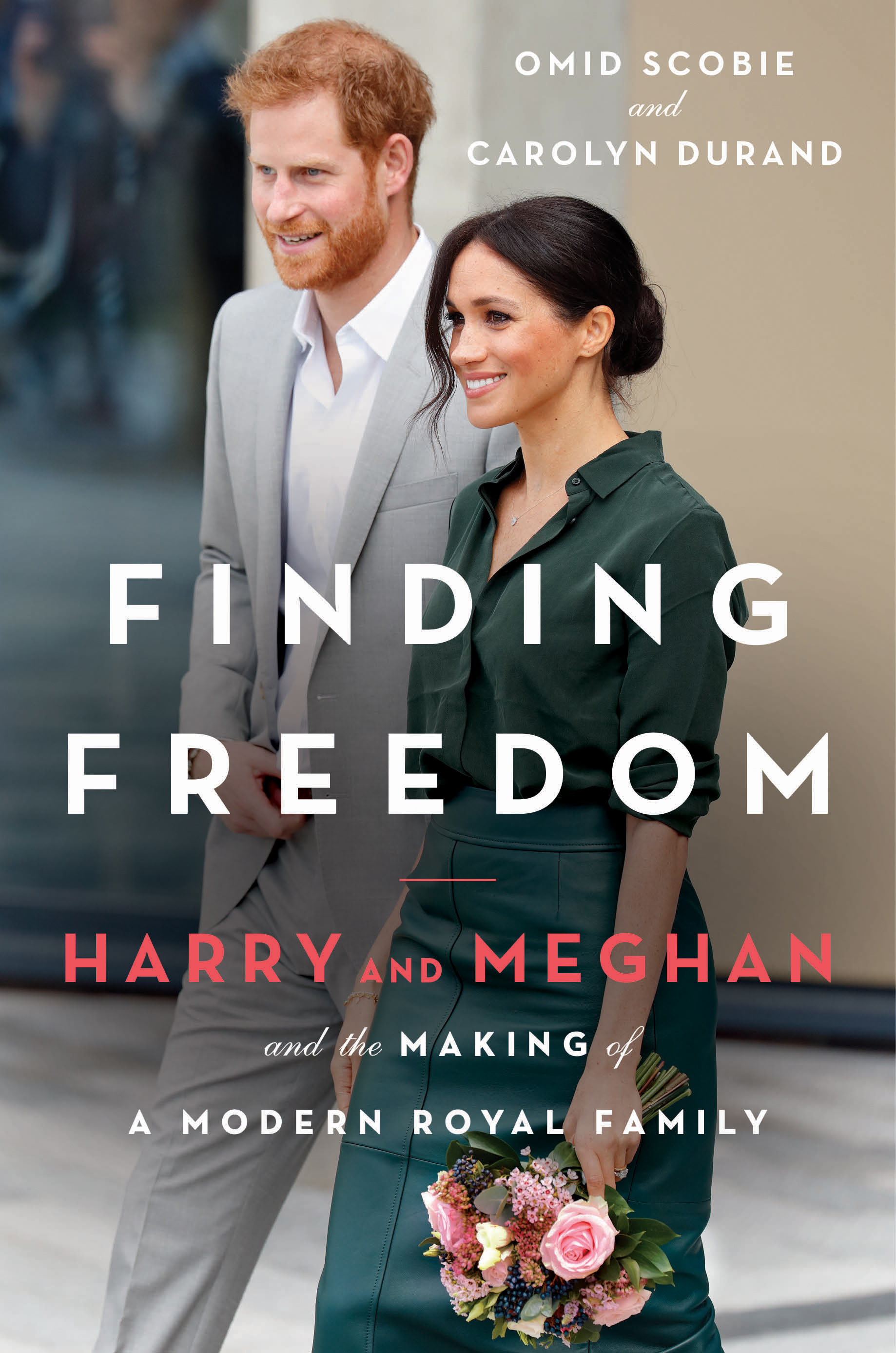 Finding Freedom book Meghan Markle Prince Harry