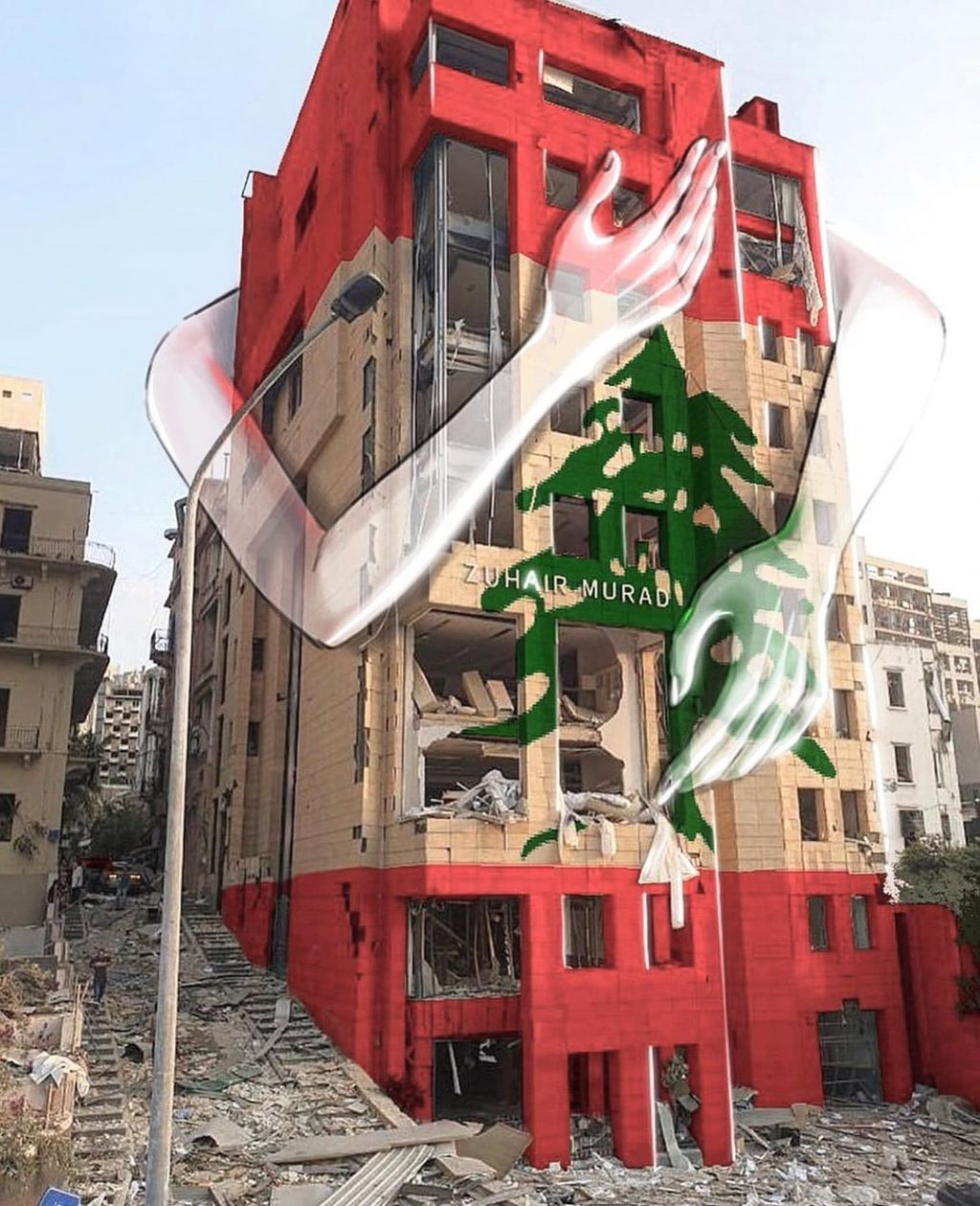 Beirut Creatives Speak Out About Loss, Damage, and Their Resilience