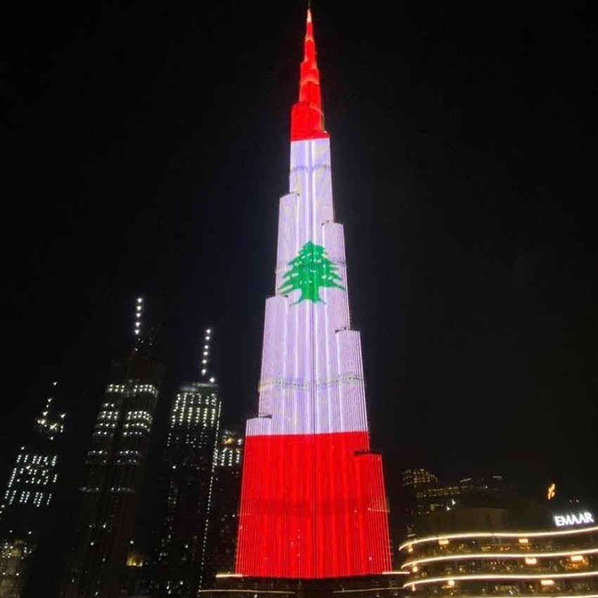 All the Ways the UAE Government Has Stepped in to Help Beirut