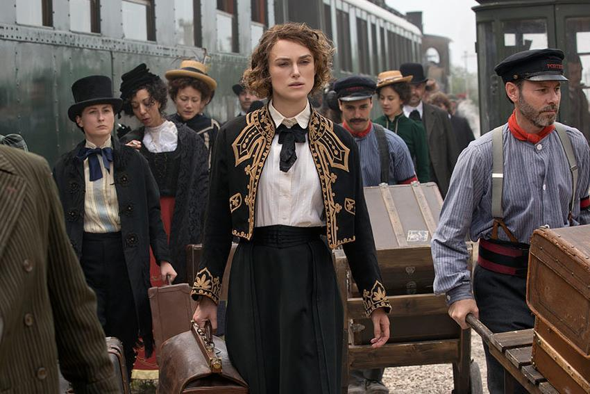 Keira Knightley Is the Undisputed Queen of Period Drama Costumes