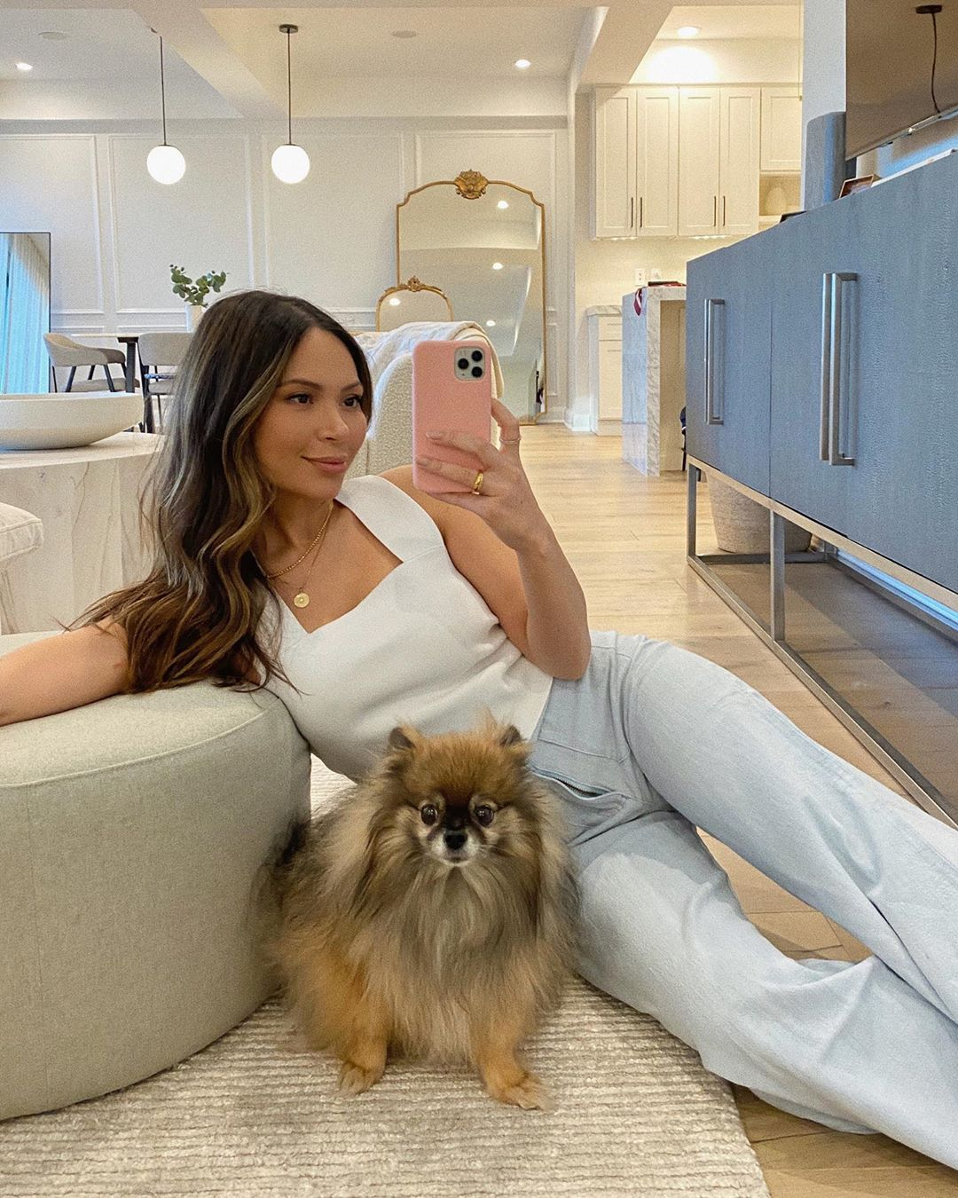 marianna hewitt morning routine dog