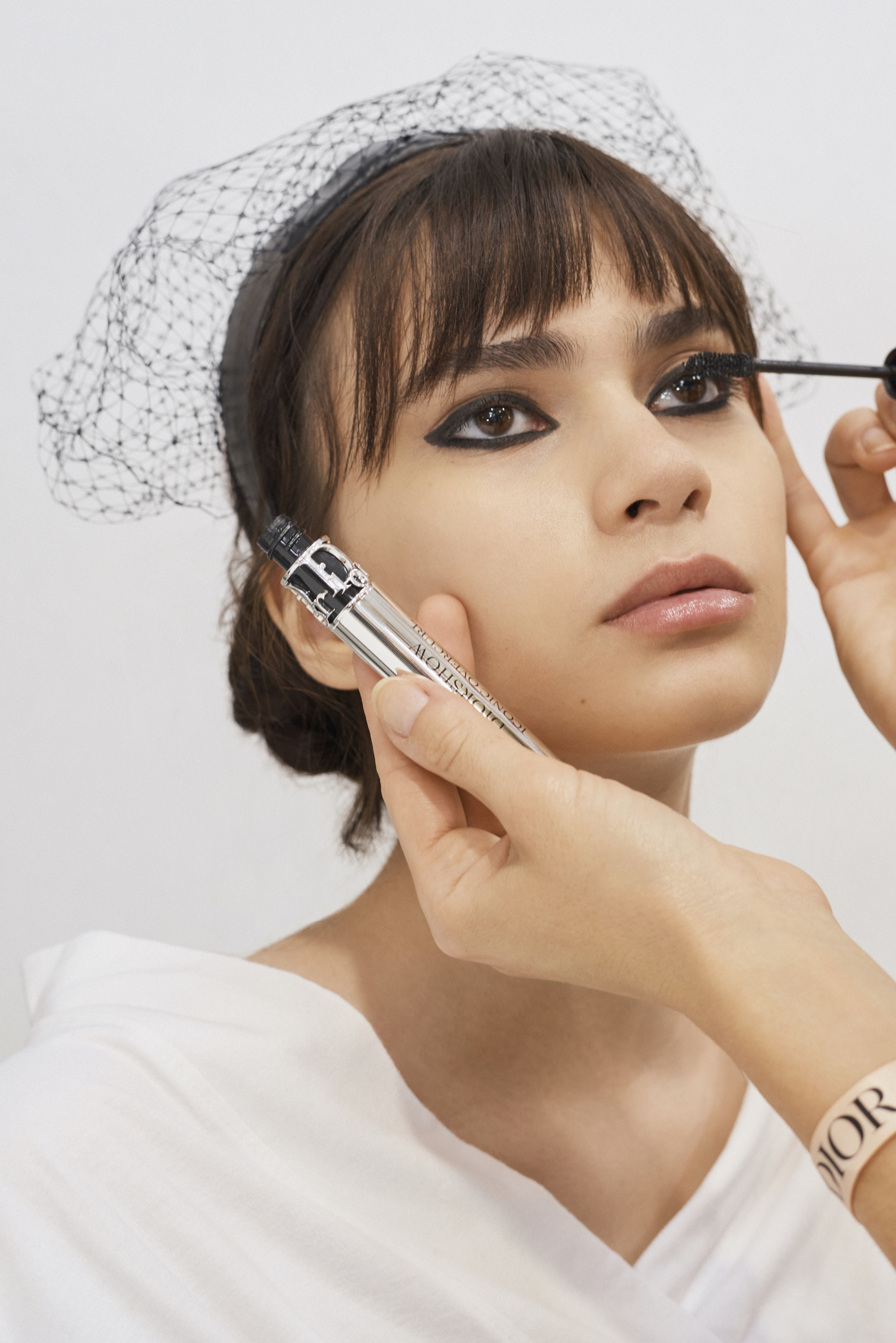 Dior spring summer 2021 beauty look
