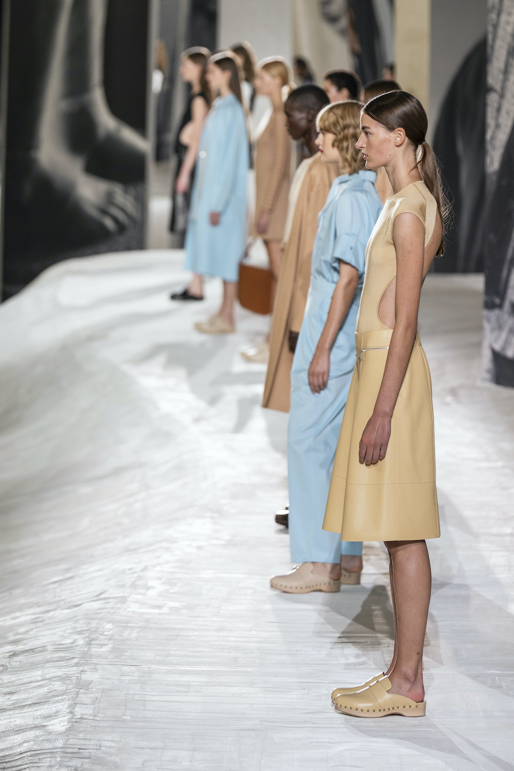 Hermès Does What Hermès Does Best for Spring/Summer 2021