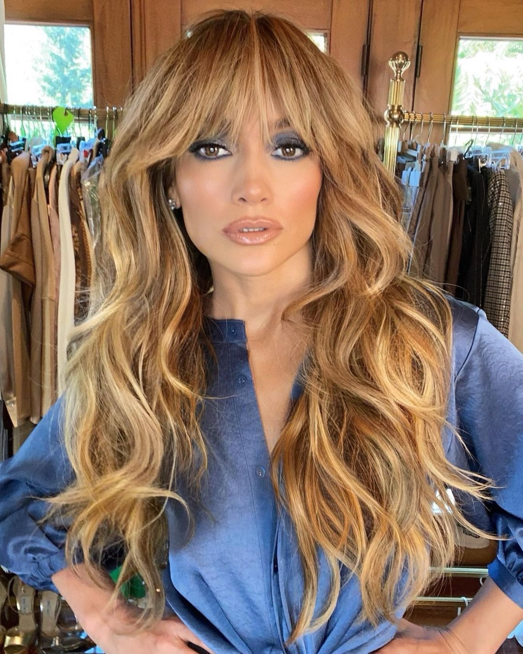 Bangs Are Back, According to Jennifer Lopez (and These 5 Other Celebs)