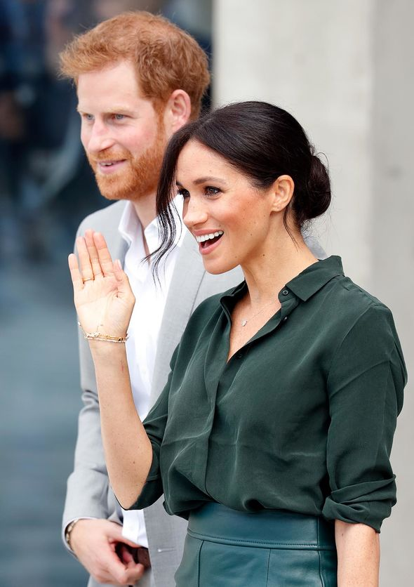 Extra Extra: Meghan and Harry Open Up About Mental Health on Teen Podcast